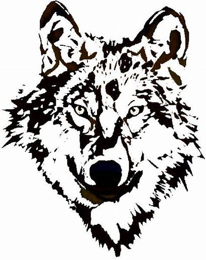 Wolf Clip Clipart Shirt Decal Graphics Howling