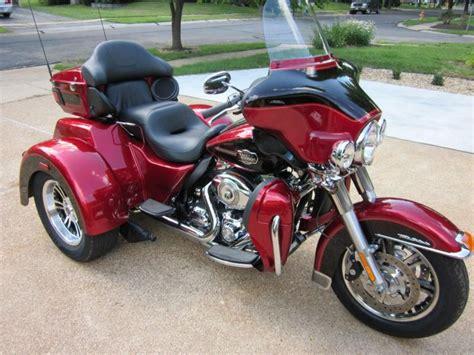 2012 Harley Davidson Tri Glide Trike Flhtcutg