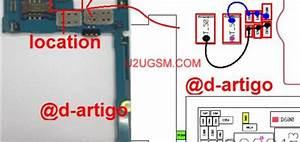 Huawei C8816d Earpiece Solution Ear Speaker Problem Jumper