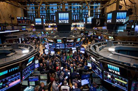 Stocks are sliding today as rising inflation worries, and a fall in tech stocks, send investors running for cover. Investors proving bullish on Trump - Chicago Tribune