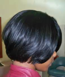African American Quick Weave Bob Hairstyles