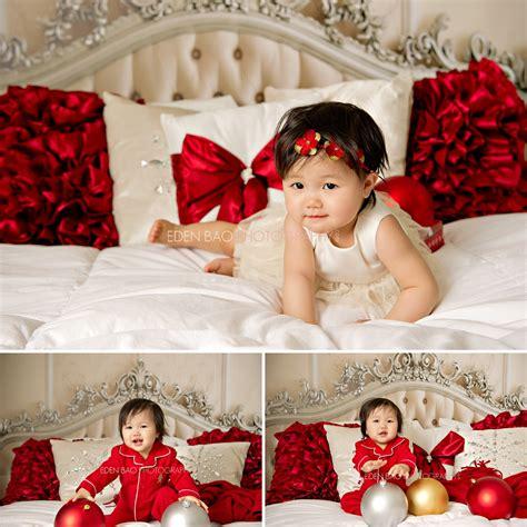 new born baby xmas photo vancouver bc baby photographer bao stella s