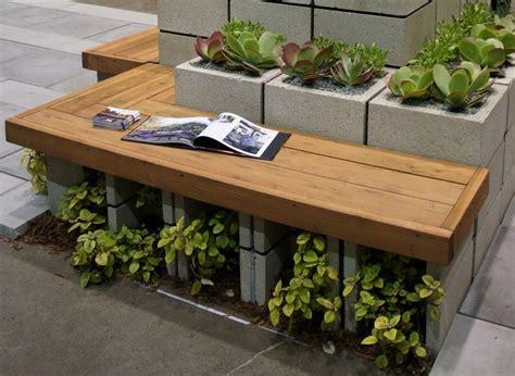 Gartenbank Selber Bauen  28 Ideen Für Den Garten