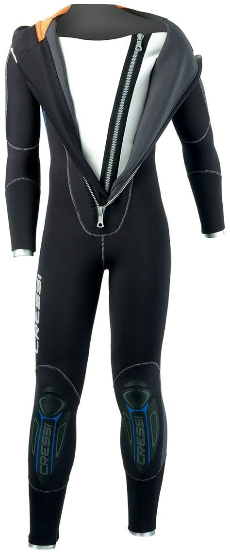 Dive wetsuit - FACILE - Cressi-Sub - long-sleeve / one ...