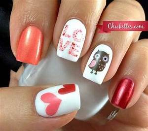 Er valentine s day nail art and ideas