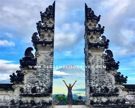 bali tourist attractions fee   gede english driver