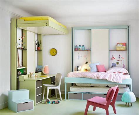 bureau pour deux enfants chambre pour deux enfants comment bien l 39 aménager