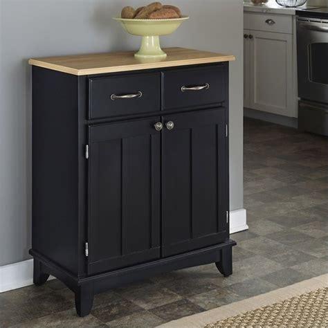 buffet kitchen furniture furniture black buffet kitchen island with wood