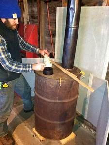 Homemade Wood Garage Heater - Homemade Ftempo