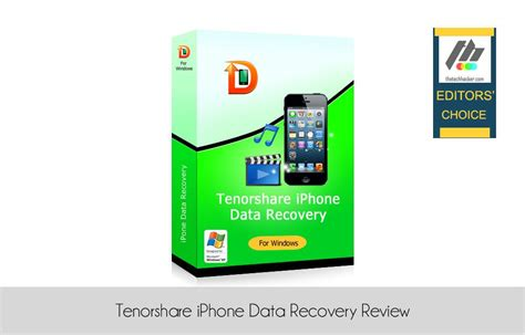 tenorshare iphone data recovery review tenorshare iphone data recovery review