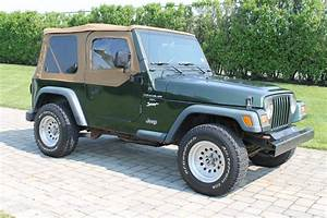 Used 1997 Jeep Wrangler Sport Sport For Sale   7 900