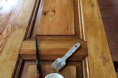 Alte Türen Aufarbeiten : alte t r aufarbeiten mit lein l und lein lfarbe alte t ren eingangst r eingang ~ Watch28wear.com Haus und Dekorationen