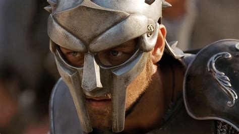 gladiator maximus speech  front  commodus full hd