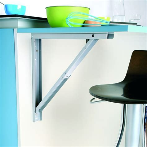 plan de travail rabattable cuisine support table rabattable sokleo oskab