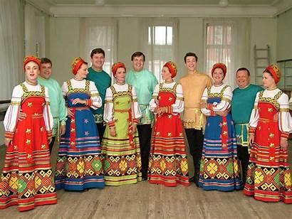 Russian Traditional Culture Russia Clothing Ru Costume