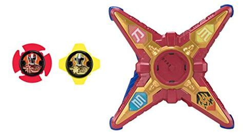 Power Rangers Ninja Steel DX Ninja Battle Morpher   Import
