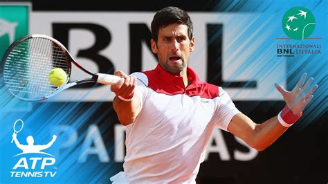 Italian Open: Rafael Nadal to play Novak Djokovic in Rome - BBC Sport