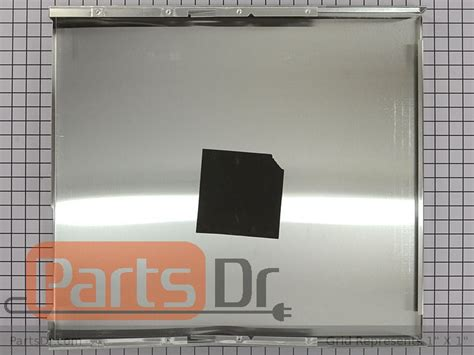 wpw whirlpool exterior door panel stainless parts dr