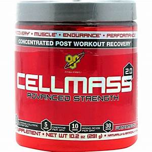 Cellmass 2 0 By Bsn Review Muscle Builder