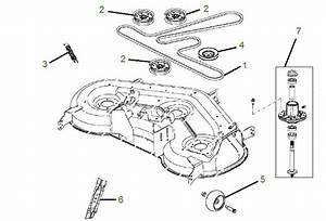 John Deere La150 Parts