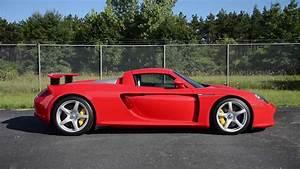 Porsche Carrera Gt Occasion : 2005 porsche carrera gt wr tv walkaround youtube ~ Gottalentnigeria.com Avis de Voitures