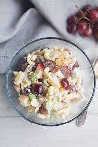 Macaroni Fruit Salad Filipino Style Recipe