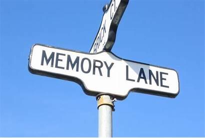 Memories Memory Lane Down Clip Past Walk