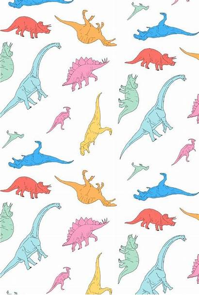 Dinosaur Wallpapers Dino Aesthetic Backgrounds Background Doodles