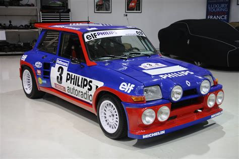 Renault 5 Turbo 2 For Sale by For Sale Renault R 5 Turbo 2 1985 Offered For Gbp 89 995
