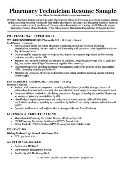 medical assistant resume sample resume companion