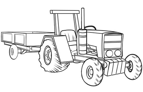 draw vehicles tractors