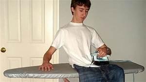 Table A Repasser Sans Fer : repasser sans fer c 39 est maintenant possible avec cette astuce ~ Melissatoandfro.com Idées de Décoration
