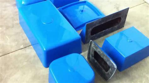 concrete countertop molds dura blu fiberglass molds for concrete youtube