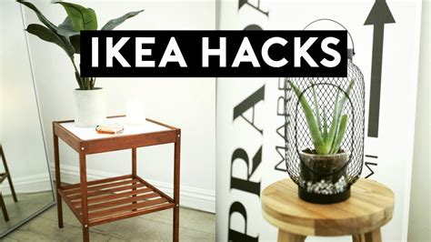 diy ikea hacks diy room decor cheap easy youtube
