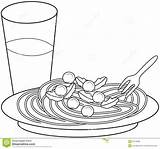 Pasta Coloring Spaghetti Della Coloritura Pagina Pizza Google Illustrazione Kultur Deegwaren Pisa Uniform Abbildung Insieme Kontrollturm Lehnender Comic Vector Italienska sketch template