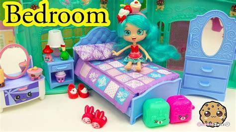 shoppies doll jessicake bedroom shopkins season  blind