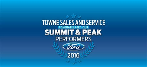 Towne Ford Dealer Towne Sales And Service   Upcomingcarshq.com