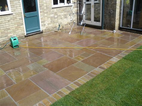 Patio Construction by Tree Surgery Landscape Gardeners Fencing Paving