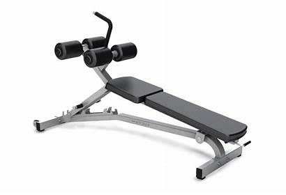 Gym Equipment Transparent Matrix G1 Adjustable Bench