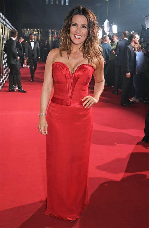 AJ Pritchard's girlfriend Abbie Quinnen makes red carpet ...