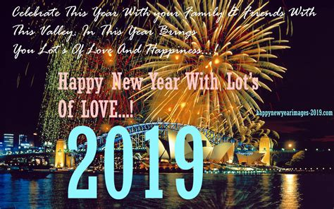Best New Year Messages 2019