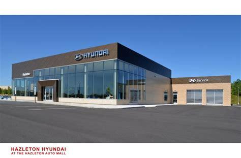 New Hyundai Dealership