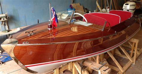 riva scoiattolo replica  woodenboat magazine