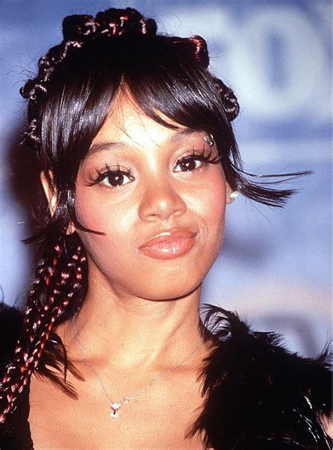 Lisa Left Eye Lopes Young
