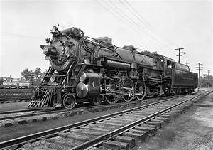 Steam Locomotive Crescent Limited C. 1927 Photograph by ...