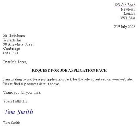 format  uk business letter english business