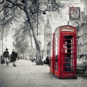 Schwarz Weiß Bilder Mit Farbe Städte : jetzt london bilder ab 6 90 bestellen gratisversand posterlounge ~ Orissabook.com Haus und Dekorationen