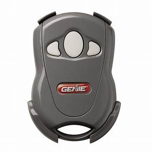How To Program A Genie Garage Door Remote Opener Free