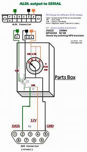 Obd2 Connector Wiring Diagram Obd2 To Obd1 Distributor