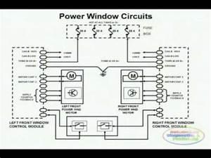 2002 Honda Crv Power Window Wiring Diagram